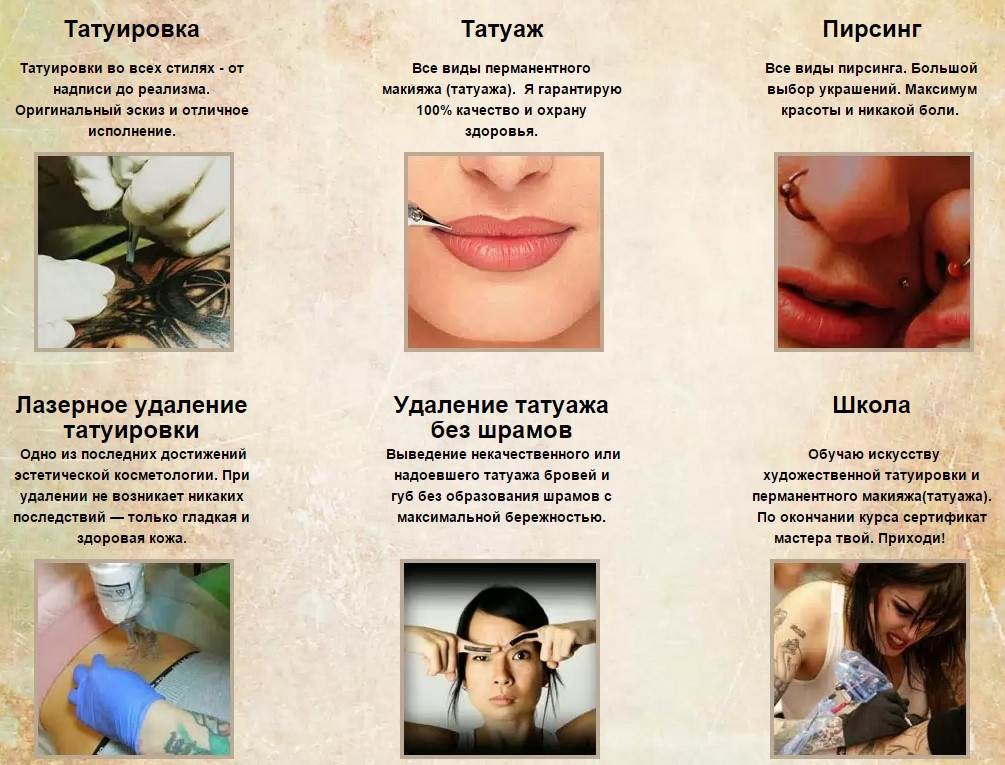 Лендинги Рунета