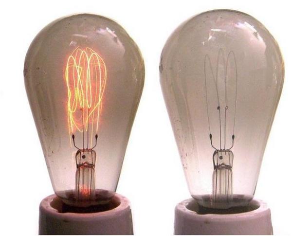 Иллюстрация к статье: Лампочка, которая светит уже 113 лет