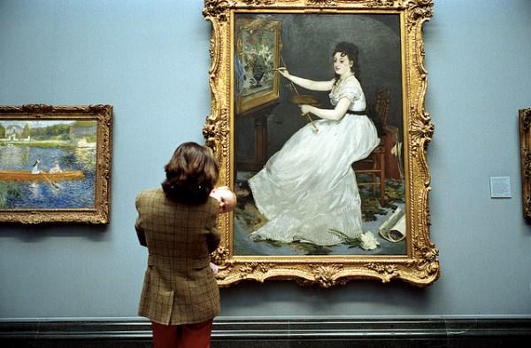 Иллюстрация к статье: Почему произведения искусства так дорого стоят?