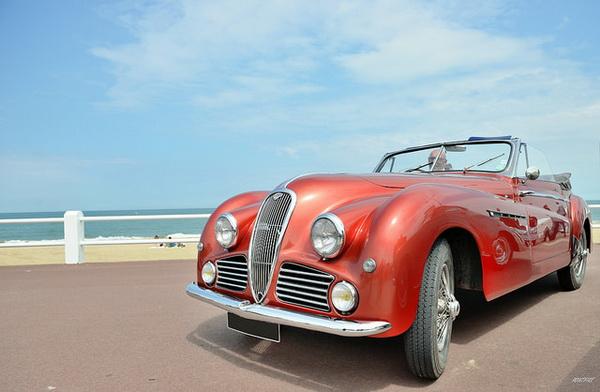 Иллюстрация к статье: Самые дорогие автомобили, когда-либо проданные на аукционе