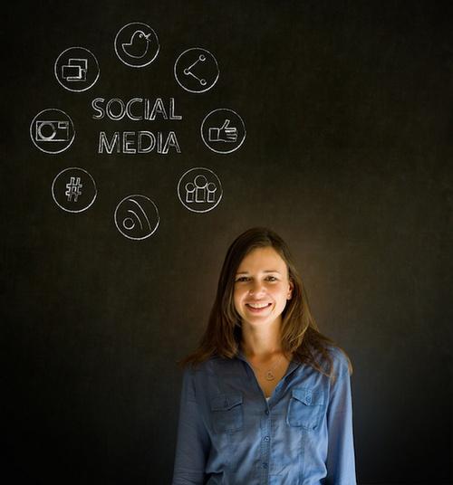 Используйте социальные медиа