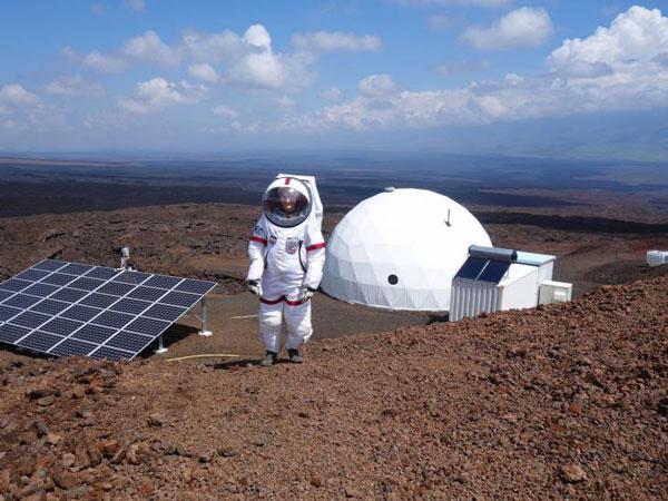 Иллюстрация к статье: Симулятор Марса, или 12 месяцев вдали от Земли