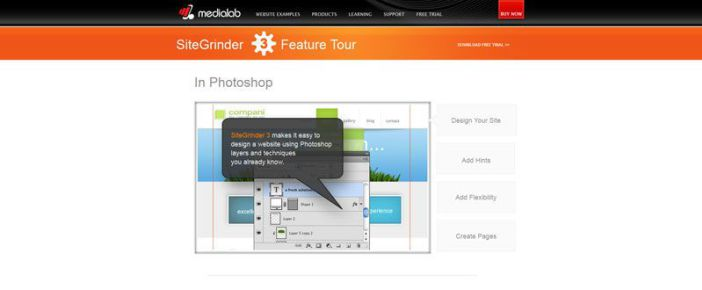 MediaLab SiteGrinder 3