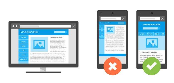Иллюстрация к статье: Улучшенный поисковый алгоритм Google в пользу оптимизированных для мобильных устройств сайтов