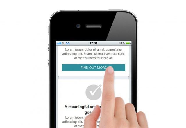 Мобильная страница