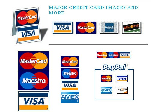 InfoMerchant – Credit Card Images