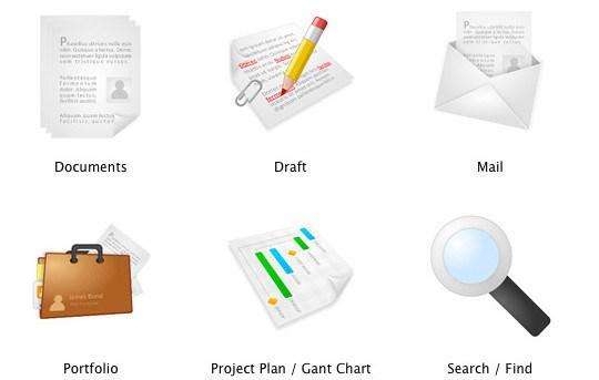 Иконки для проектов