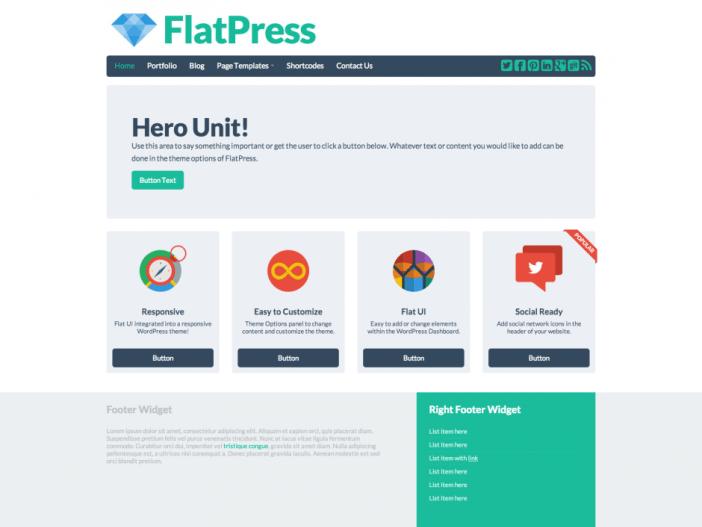 FlatPress-Home