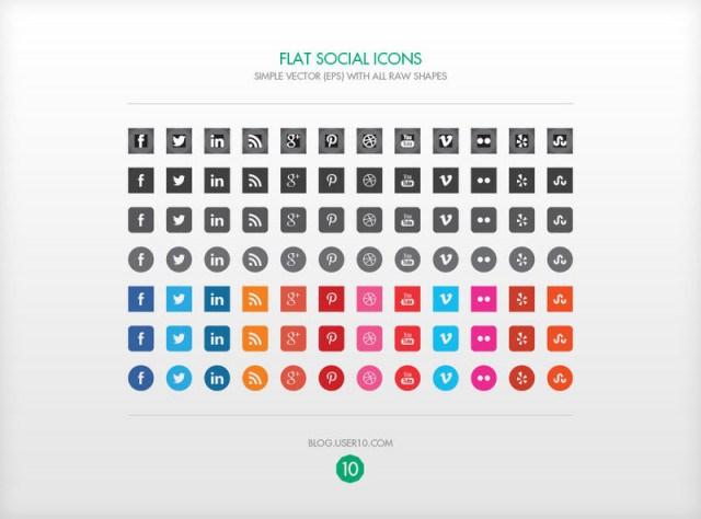 General-10-Flat-Social-Icons-Vecteezy-new