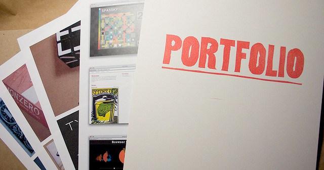 Иллюстрация к статье: Как Создать Профессиональное Портфолио Веб Дизайнера