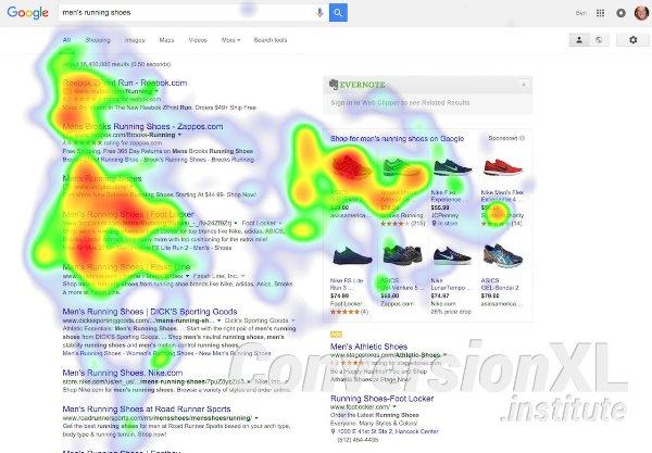 Иллюстрация к статье: Закат F-паттерна: Как пользователи работают с поисковыми системами сегодня?