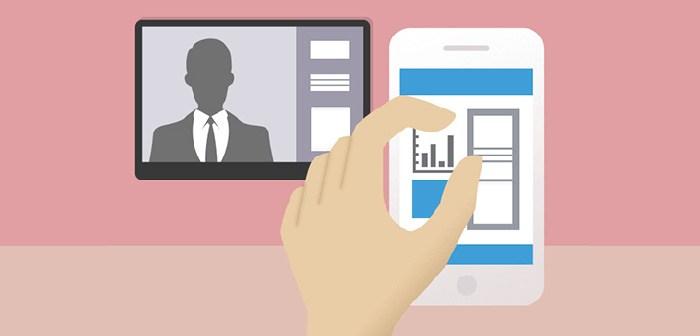 Иллюстрация к статье: Присмотритесь к поведению мобильных пользователей… И вы поймете как сделать сайт успешным
