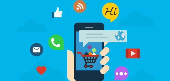 Иллюстрация к статье: Как интегрировать социальные медиа не жертвуя UX
