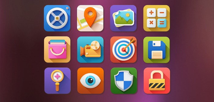 Иллюстрация к статье: 11 бесплатных наборов иконок для приложений