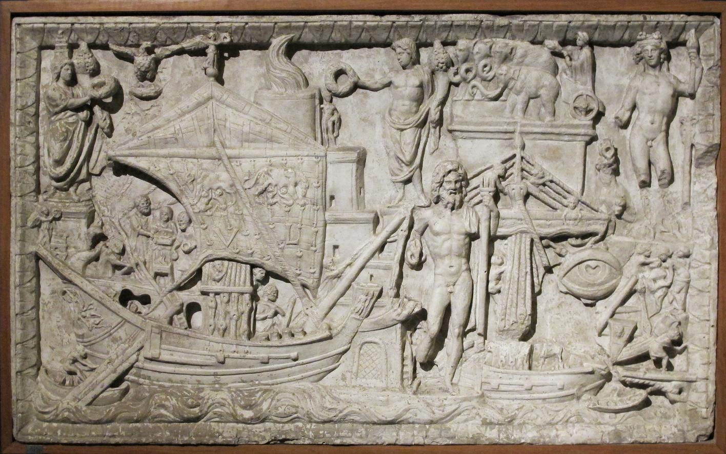 Иллюстрация к статье: Как морское страхование способствовало процветанию Древнего Рима