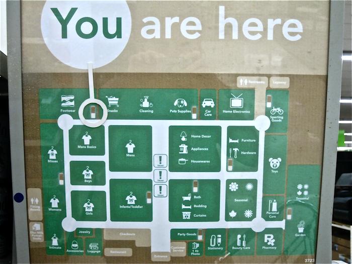 Иллюстрация к статье: Ключевой принцип навигации, или «Скажите, где вы находитесь»?