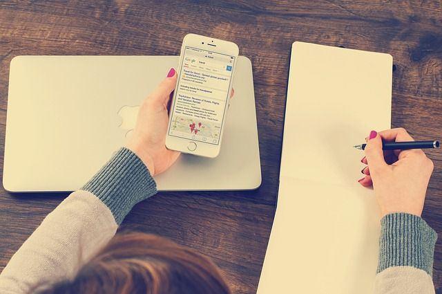 Иллюстрация к статье: Принципы дизайна мобильных приложений от Google