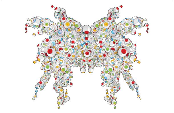 Иллюстрация к статье:  Когнитивная психология: как люди оценивают группы из схожих объектов?