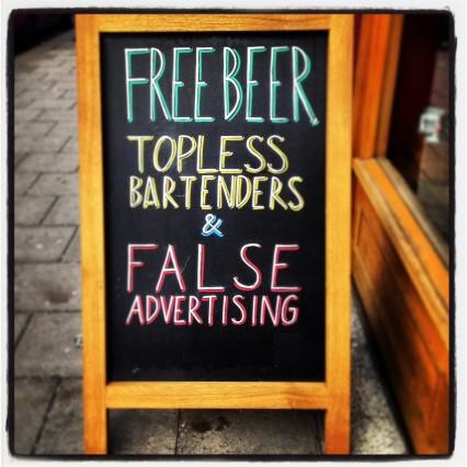 Лживая реклама