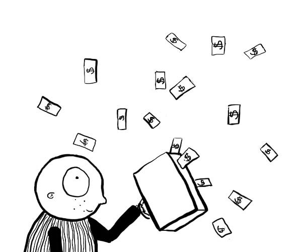 Иллюстрация к статье: Ценообразование стартапов:  Почему конкуренция относительна?