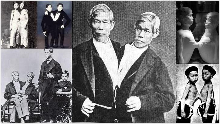 Чанг и Энг Банкеры: «Сиамские близнецы»