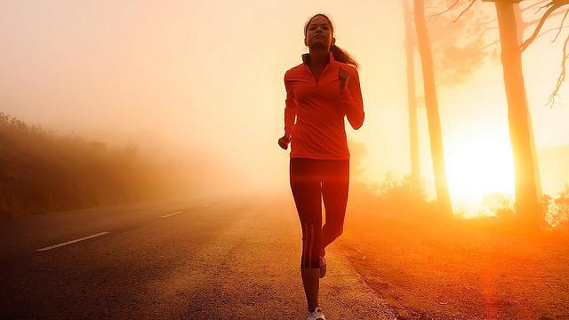 Иллюстрация к статье: Как бег позволяет сохранить ясность мыслей?