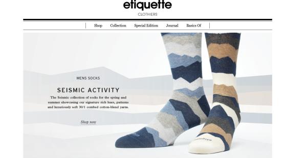 Etiquette Clothiers