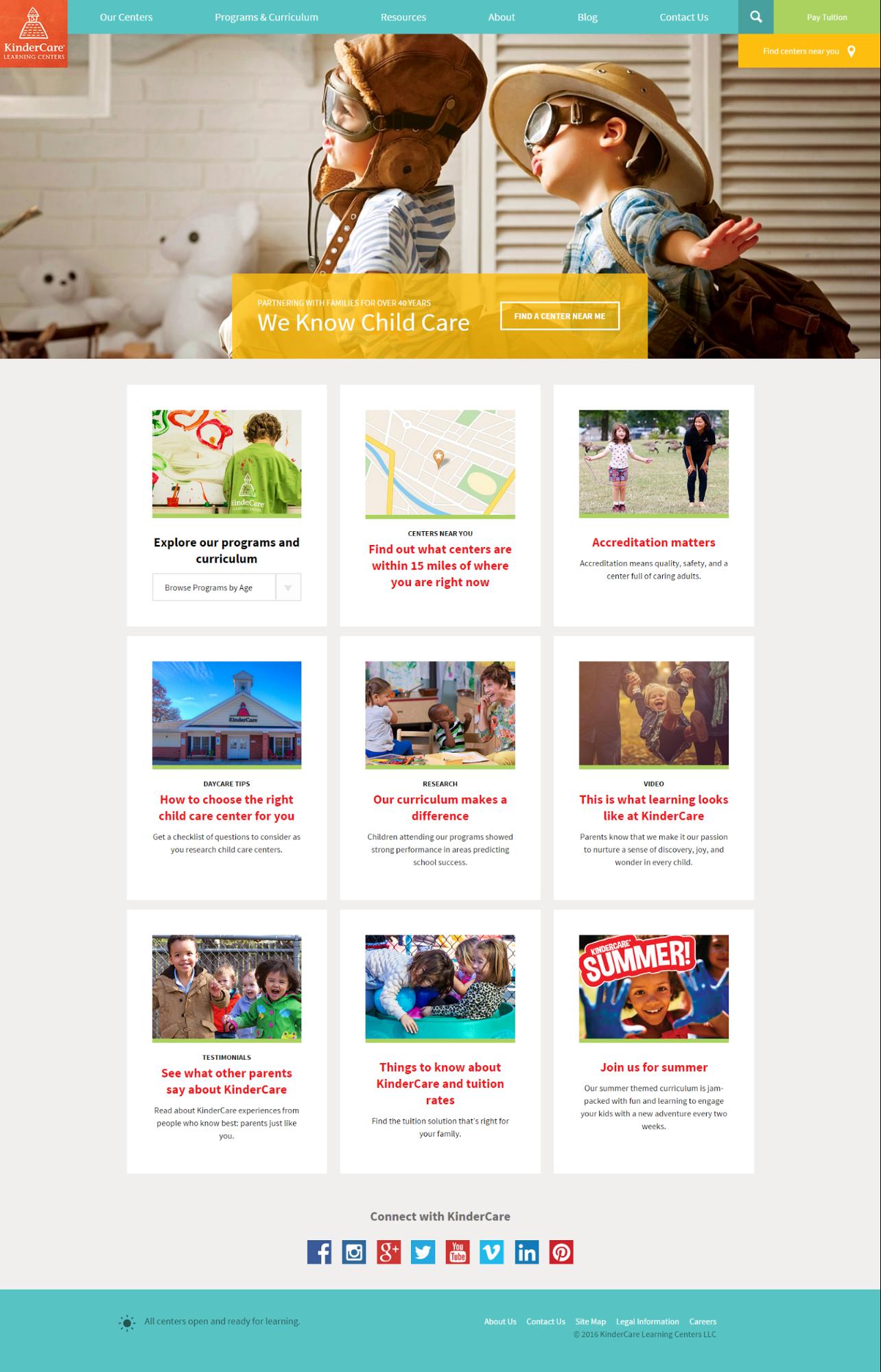 kindercare.com