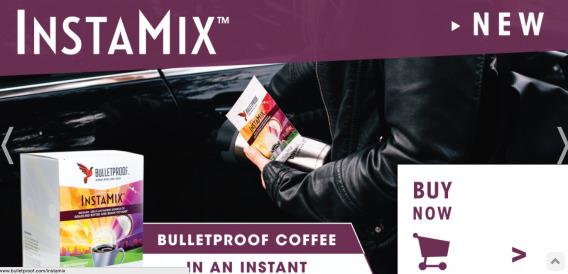 4. Bulletproof InstaMix