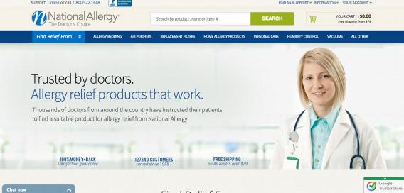 9. National Allergy