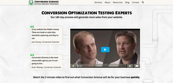 20. Conversion Sciences
