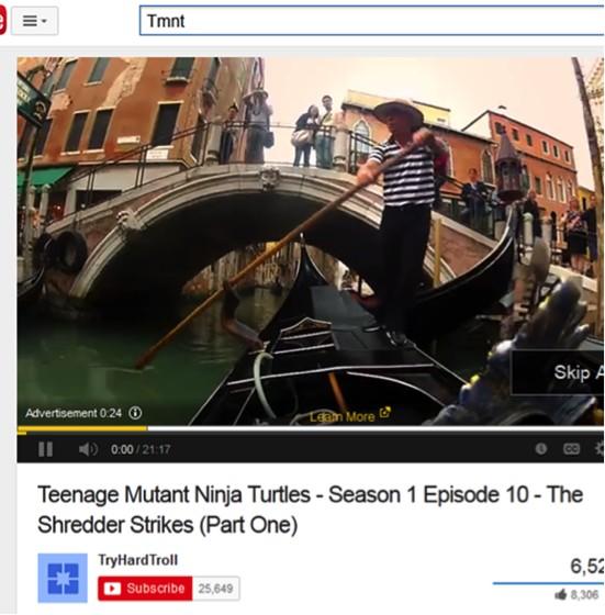 1. Реклама на YouTube (TrueView videos)