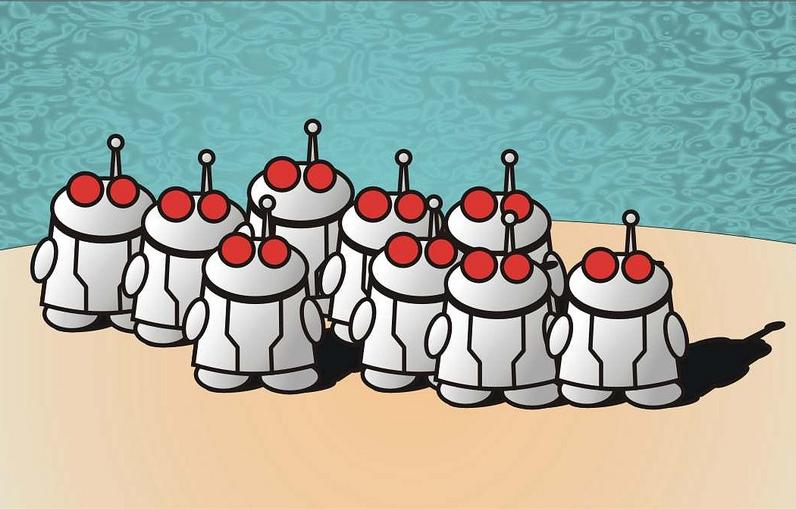 Иллюстрация к статье: Боты вытесняют приложения: что же дальше?