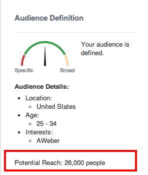 Поиск аудитории конкурентов