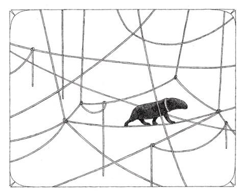 Иллюстрация Эдварда Гори