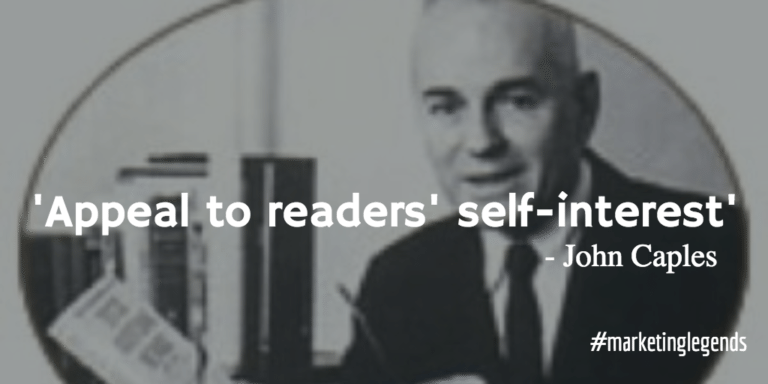 3. Обращайтесь к интересам читателя