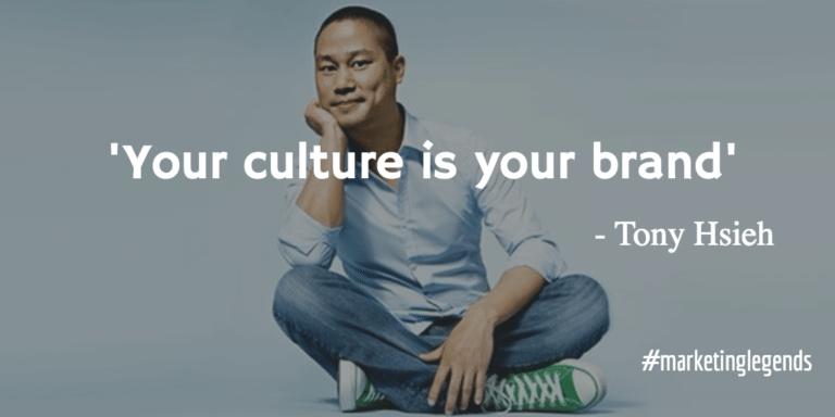 40. Ваша культура – ваш бренд