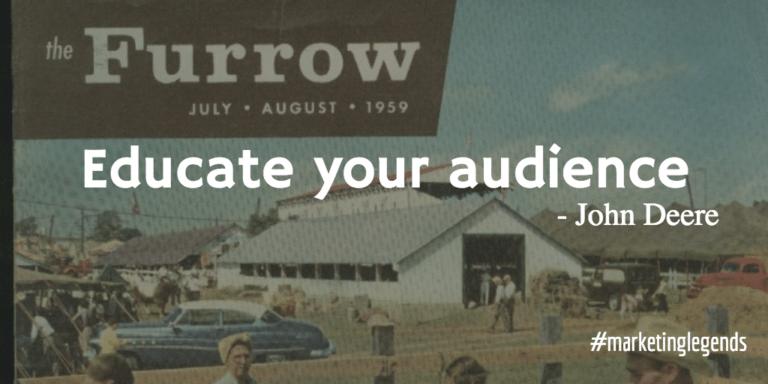 9. Обучайте свою аудиторию