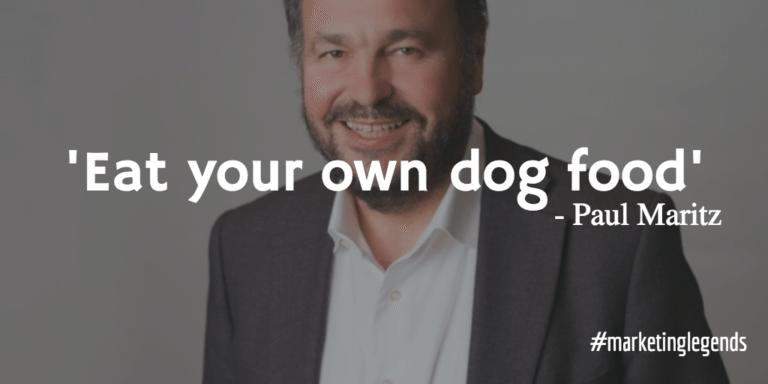 8. Ешьте сами свой корм для собак