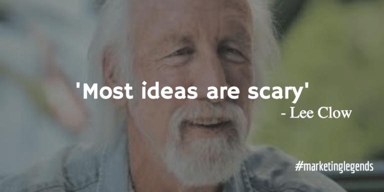 23. Большинство идей пугают
