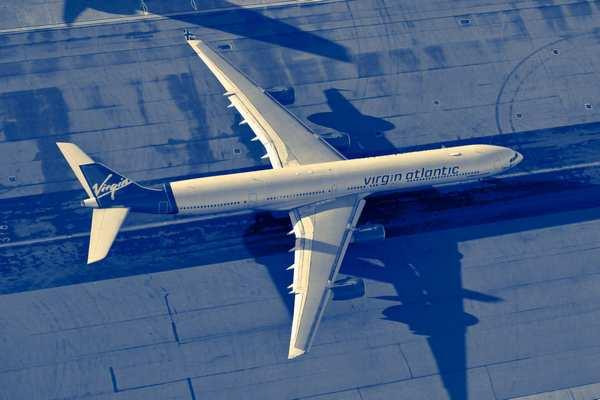 Иллюстрация к статье: Устойчивое развитие: уроки экологической рациональности от  Virgin Atlantic Airways