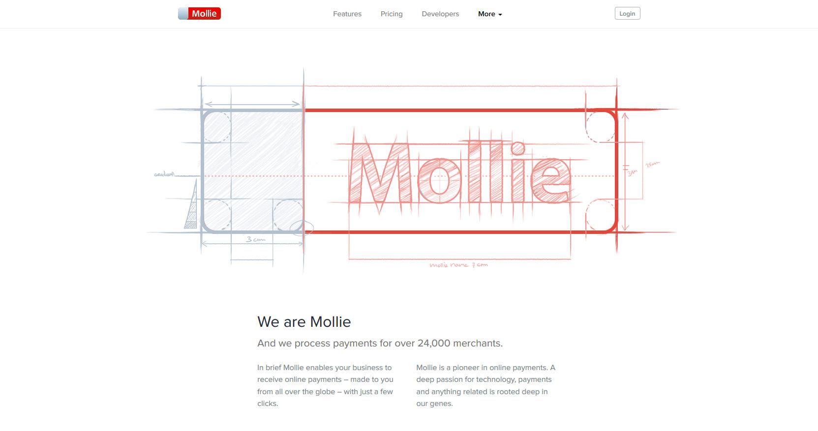 6. Mollie Checkout. Стильная система для eCommerce