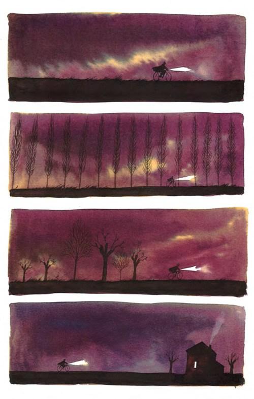 Очарование тишины