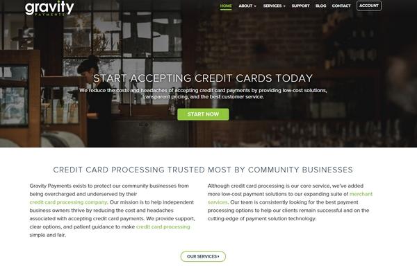 Начните принимать кредитные карты уже сегодня