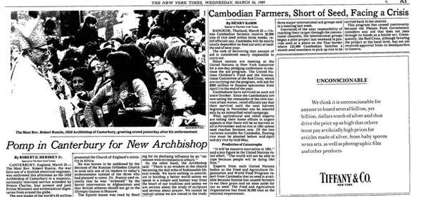 Статья в The New York Times