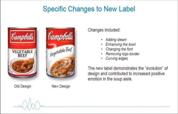 На картинке слева представлен старый вариант упаковки, а справа – новый