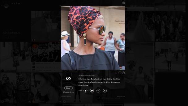 New York Fashion Week в лицах