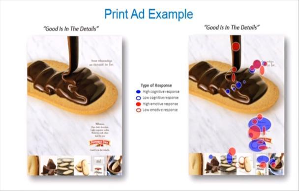Примеры использования знаний из нейрофизиологии в рекламе