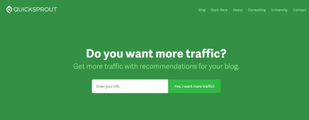 do you want more traffic