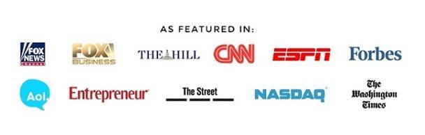 Логотипы компаний в качестве социального доказательства